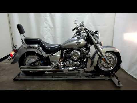 2009 Yamaha V Star 650 Classic in Eden Prairie, Minnesota - Video 1