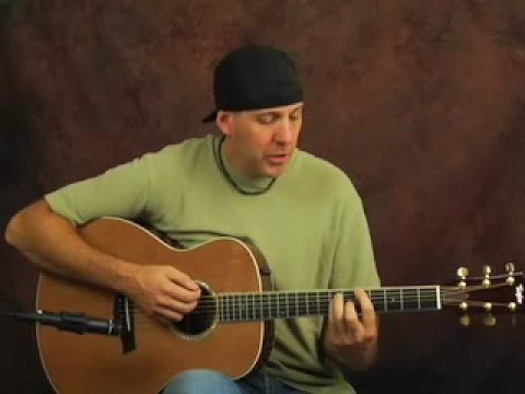 Acoustic Open Guitar Chords pseudo bar chords and strum too
