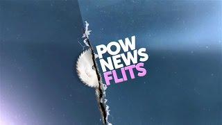 PowNews Flits Vrijdag 13 Januari