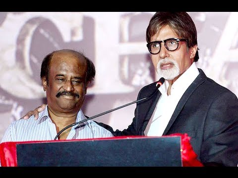 Amitabh praises Rajinikanth | Kochadaiiyaan Curtain Raiser