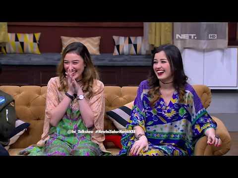 The Best Of Ini Talkshow - Ngga Kuat Tahan Ketawa! Nunung jadi Keluarga Ryder