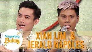 Xian and Jerald on serious relationships   Magandang Buhay