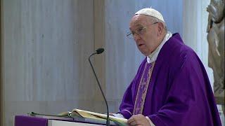 Homilía del Papa Francisco en Santa Marta. Viernes, 20 de marzo de 2020