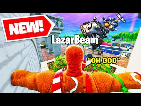 *NEW* QUADCRASHER HIDE AND SEEK In Fortnite Battle Royale Ft  Lazarbeam  Rifty & Toast - AlexACE