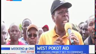 West Pokot Governor LonyangaPuo: The first phase of distribution of food in the county is successful