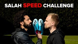 SALAH REVEALS HOW TO BECOME FASTER   Speed challenge
