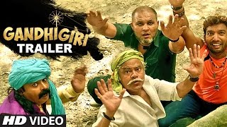 Gandhigiri Trailer  Om Puri