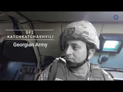 Portrait . Capitaine Davit Katchkatchashvili (GE)
