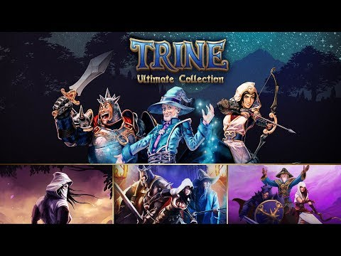 Trine: Ultimate Collection - Gameplay Trailer thumbnail