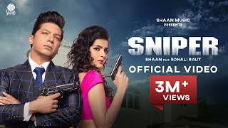 Sniper (Official Video) | Shaan feat. Sonali Raut   - YouTube