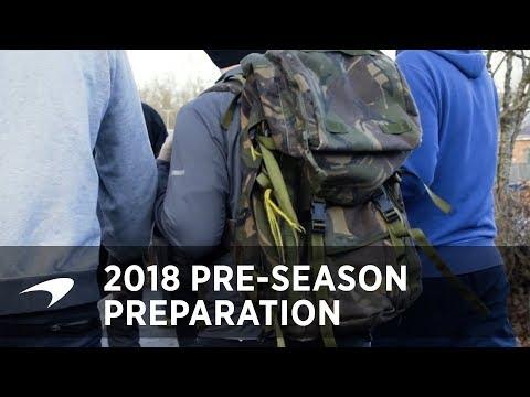 2018 pre-season prep