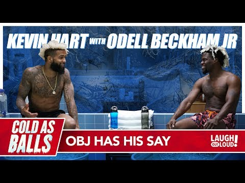 Kevin Hart and Odell Beckham Jr. Talk Football, Family And Funky Hairstyles