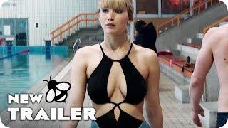 Red Sparrow Trailer (2018) Jennifer Lawrence Movie | Kholo.pk