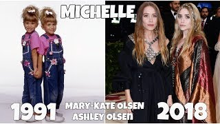 Full House Then And Now