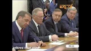 Eritrean Arabic News  9 May 2013 by Eritrea TV
