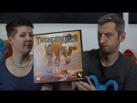 Gamer's Couch #24 - Thunderstone Advance: Numenera