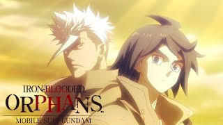 Mobile Suit Gundam: Iron-Blooded Orphans - Opening 3 | RAGE OF DUST
