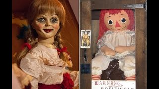 The Shocking True Story Of Annabelle The Doll