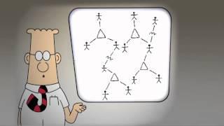 Dilbert: Unproductive People