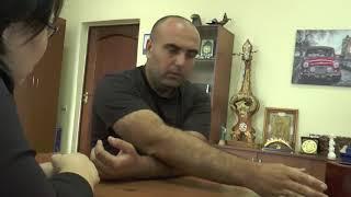 ДВД Алматы: Четырехлетнего мальчика на ВОАД избил камнем отец