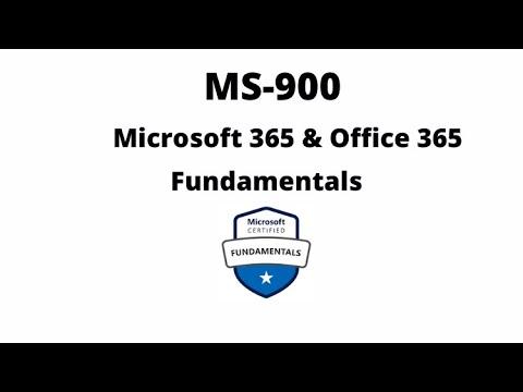 Basics of Exchange Online | Microsoft 365 & Office 365 Fundamentals