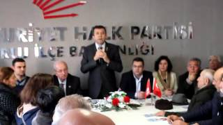 preview picture of video 'CHP TEKİRDAĞ Milletvekili  A. Adayı Çorlu İlçe Prof. Dr. A. Halim ORTA Açıklama'