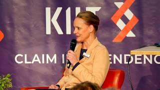 KILT als öffentl Infrastruktur aus rechtl Perspektive (Nina Siedler & Gustav, KILT Protocol Launch)
