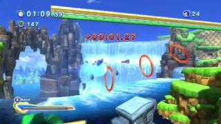 Sonic Generations - Greenhill Zone - S Rank - Video Youtube