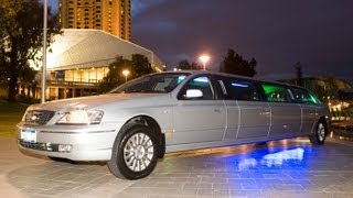 preview picture of video 'In Vogue Limousines: Limo Hire Adelaide Chauffeured Services South Australia'