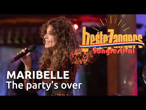 Maribelle - The party's over | Beste Zangers Songfestival | JB Productions