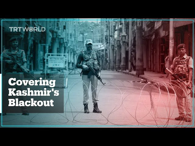 TRT World's special coverage on Kashmir