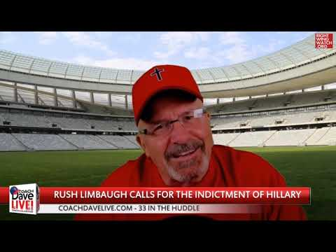 RWW News: Dave Daubenmire Says 'The Holy Spirit Has Issued an Indictment' Against Hillary Clinton