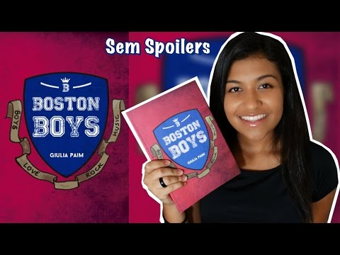 Boston Boys - Giulia Paim