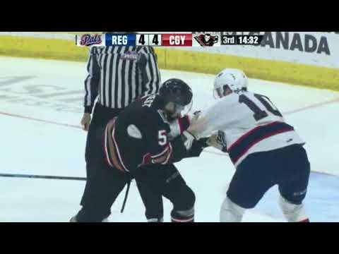 Austin Pratt vs. Jackson van de Leest