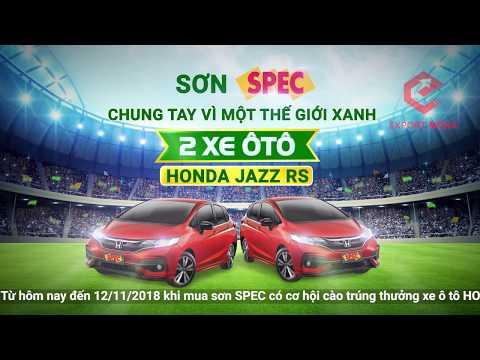 TVC 15s Sơn Spec