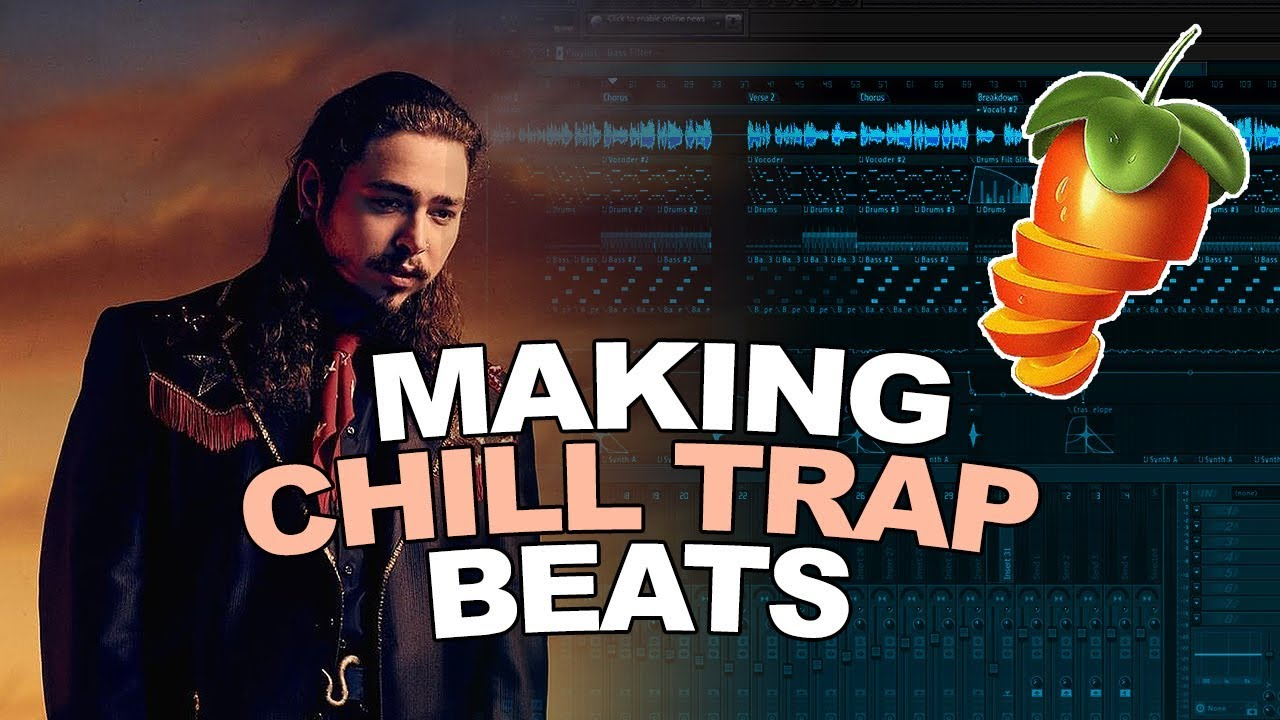 COOKING UP CHILL TRAP BEATS! [VERY HARD]   FL Studio Cookup Screenshot Download