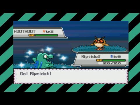 SHINY STARTER IN SOULSILVER IN ONLY 20 SOFT RESETS