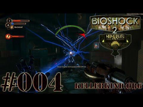 Bioshock 2 Minerva´s Den [HD|60FPS] #004 - Der Blitz ist zurück ★ Let's Play Bioshock 2 MD