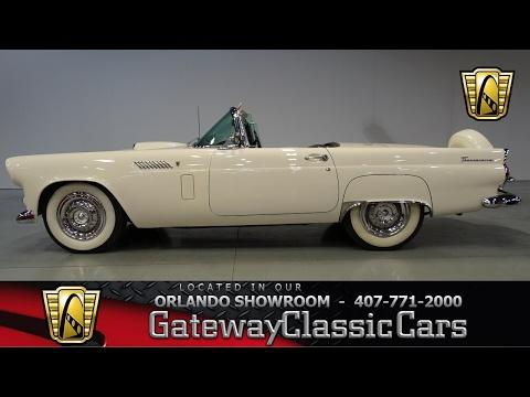 Video of '56 Thunderbird - KDX8