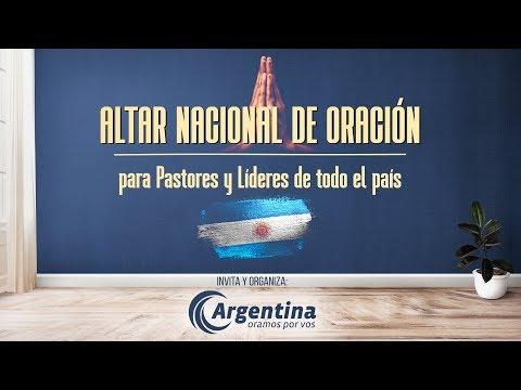 45 Altar Nacional de Oración | Jueves 06/08
