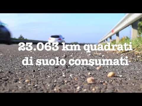 Consumo di suolo, occorrono interventi normativi efficaci
