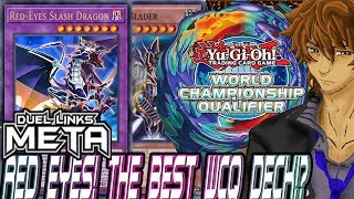 Yugioh Duel Links: Samurai Slash Dragon tier Deck for world