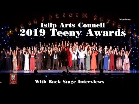 2019 Islip Arts Council Teeny Awards Full Event