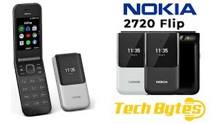 Nokia 2720 Flip Phone | Features & Classic Look | Tech Bytes