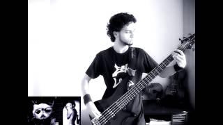 Arch Enemy - Dark Insanity (Bass Cover)