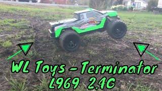 WL TOYS L969 Terminator Review
