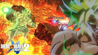 DBS Broly Is An ABSOLUTE DEMON! Full Power Broly Is A LEGEND! Dragon Ball Xenoverse 2