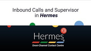 VIA Skype for Business and Ciptex Hermes Inbound Calling and Supervisor