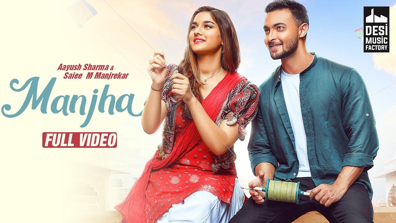 MANJHA - Aayush Sharma &Saiee M Manjrekar | Vishal Mishra | Riyaz Aly | Anshul Garg - Vishal Mishra Lyrics
