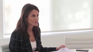 Videoconferencia S.M. la Reina con federación española de diabetes